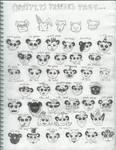 MOSTLY PANDAS PAGE