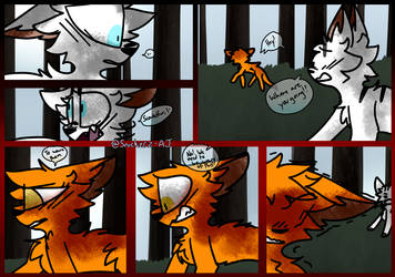 WARRIORS: The Betrayer - Page 81 by Snickerz-AJ