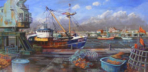 Miranda Shoreham Harbour