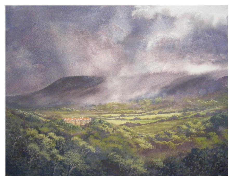 Tor Royal Dartmoor by Krystalvoyager