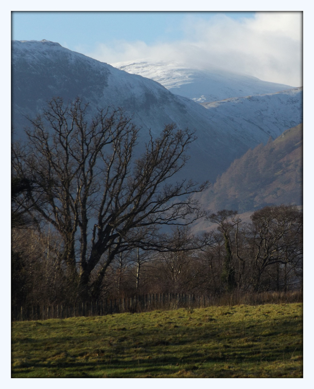 View from Ullswater by Krystalvoyager