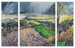 Bostal Triptych 2015