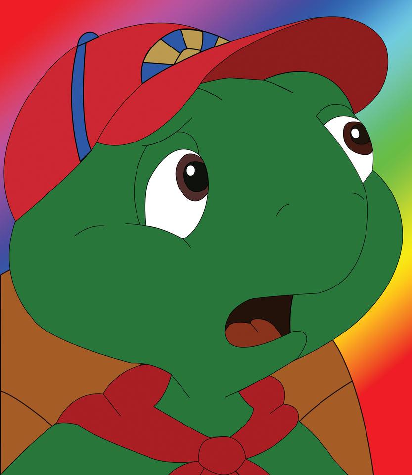 Franklin The Turtle by wildstar27 on DeviantArt