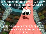 The Ugly Robbie