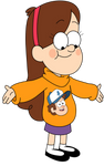 Mabel's Dipper Sweater