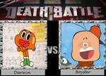 death battle 5000 Darwin Vs Boyster