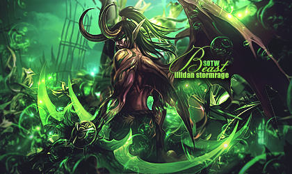 Illidan Stormrage v2 by xMie