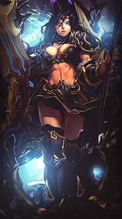 Sivir League of Legend by xMie