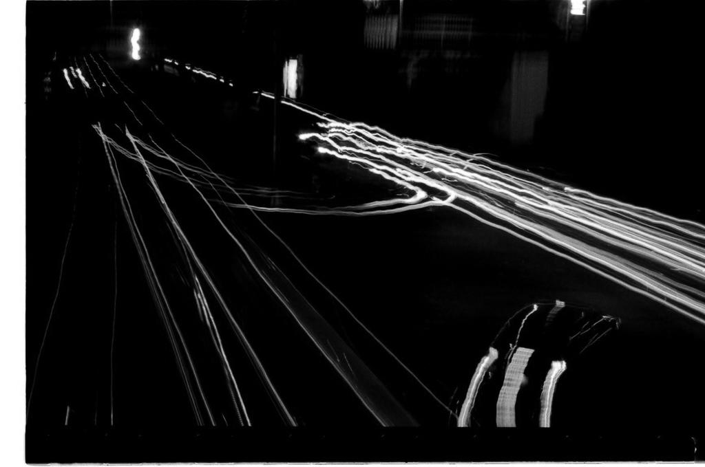 Lines of the city (Mexico) by maclenn77