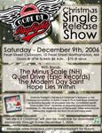 Christmas Single Release Show