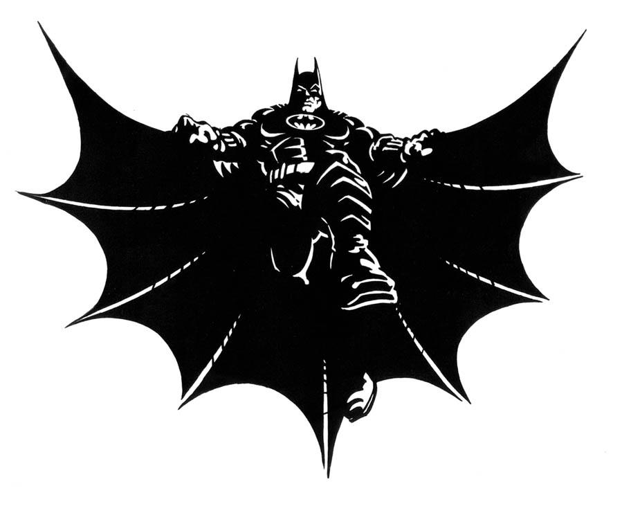 Dark Knight Logo Tattoo Dark Knight Tattoo by