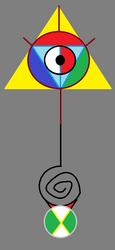 A symbol of crossover w.i.p. by KingNarud2
