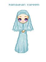 Leyla ::: Ramadhan Kareem ::: by Muslim-Women