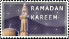 ramadan stamp by Muslim-Women