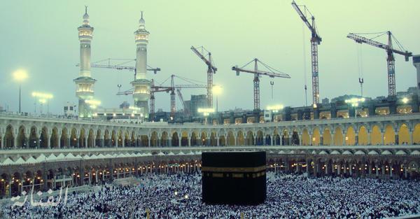 Dawn in Mekka by Muslim-Women