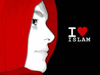 I love Islam by Muslim-Women