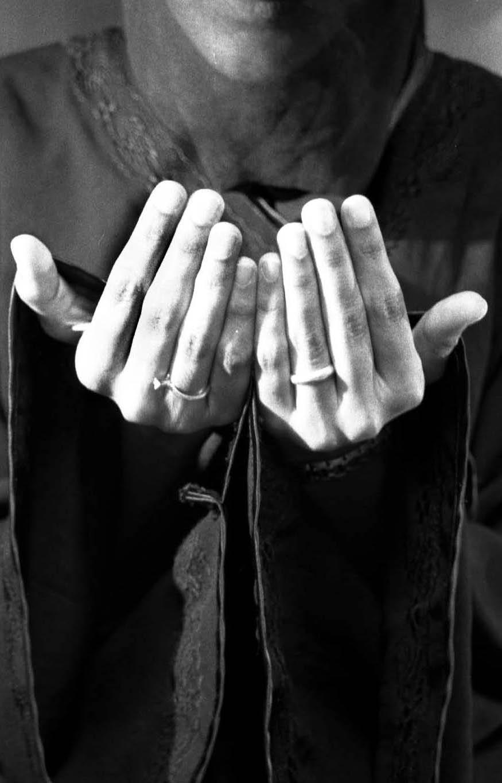 prayer by Muslim-Women
