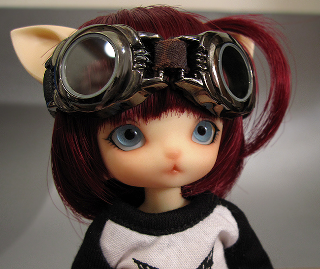 Pukifee goggles- prototype by Basilah-Amir