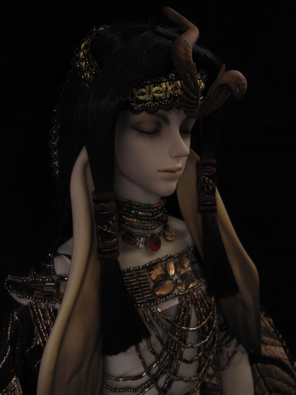 Horus- 02 by Basilah-Amir