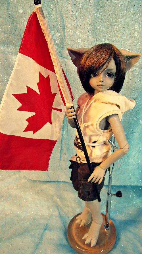 Happy Canada Day by Basilah-Amir