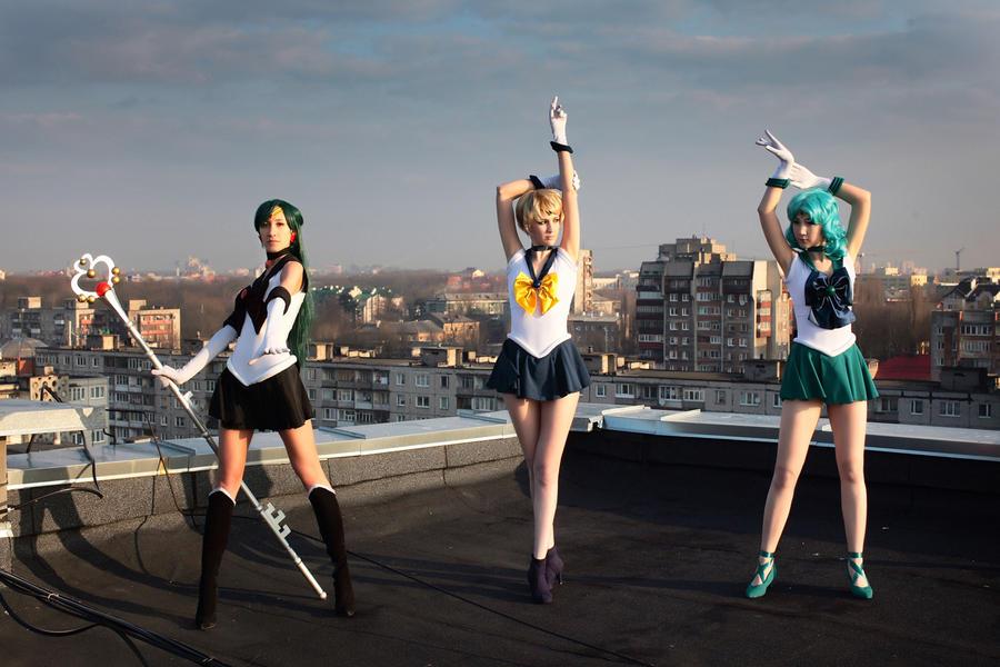 Outer Senshi 5 by neko-tin