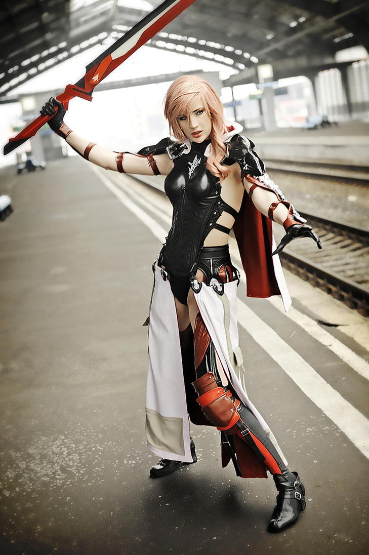 Lightning returns 8 by neko-tin