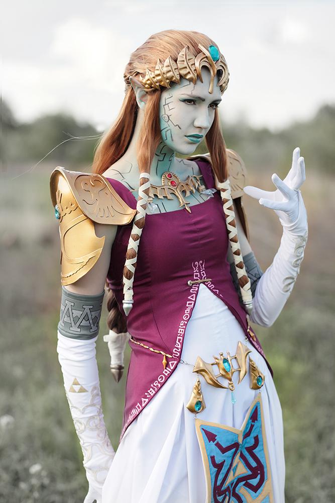 Puppet Princess Zelda by neko-tin