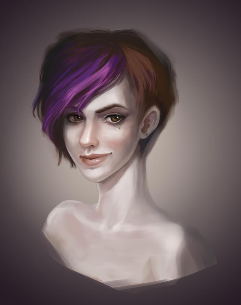 sketch art by neko-tin