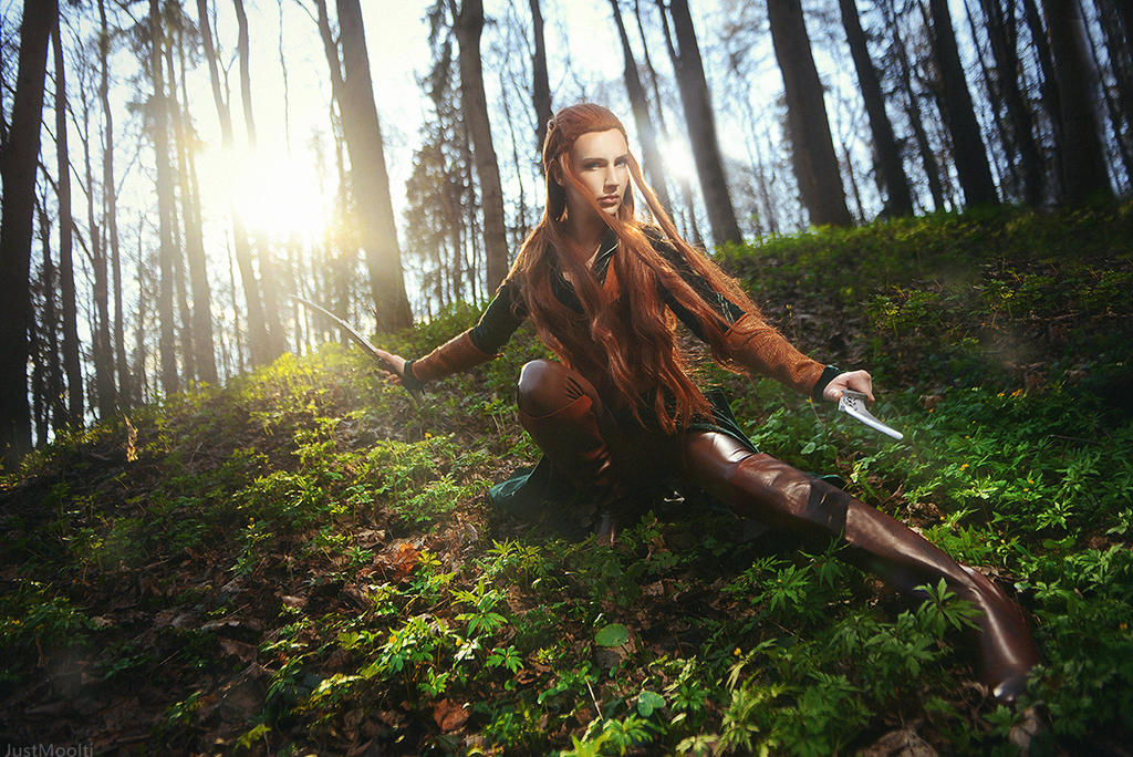 Tauriel 1 by neko-tin