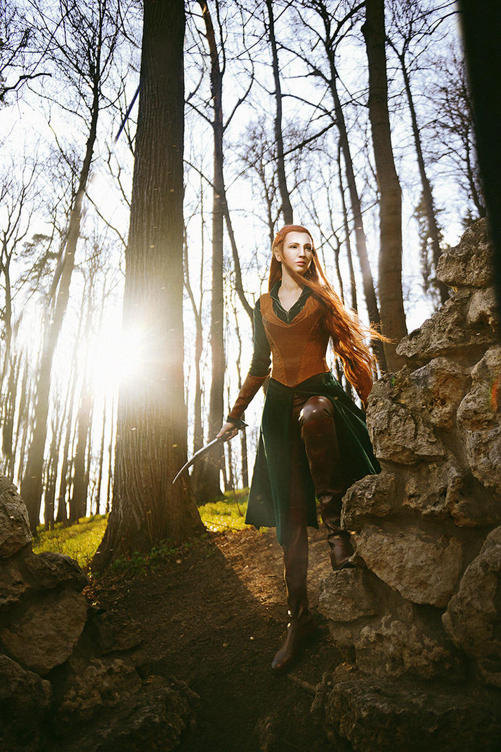 Tauriel 3 by neko-tin