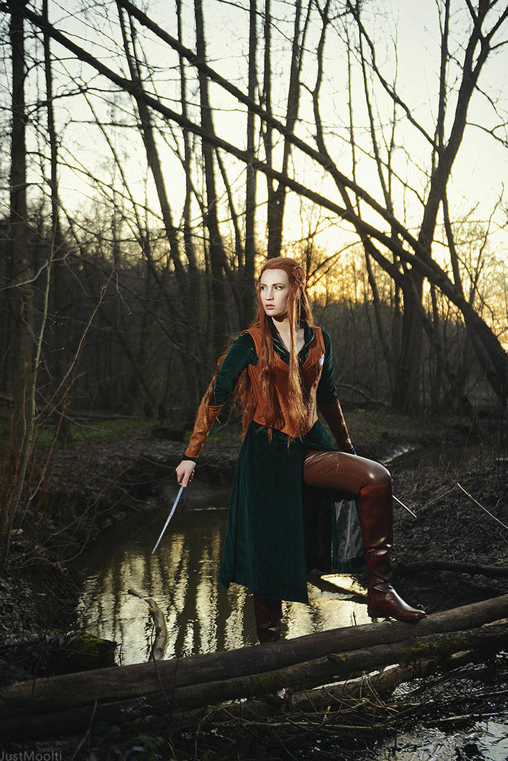 Tauriel 4 by neko-tin