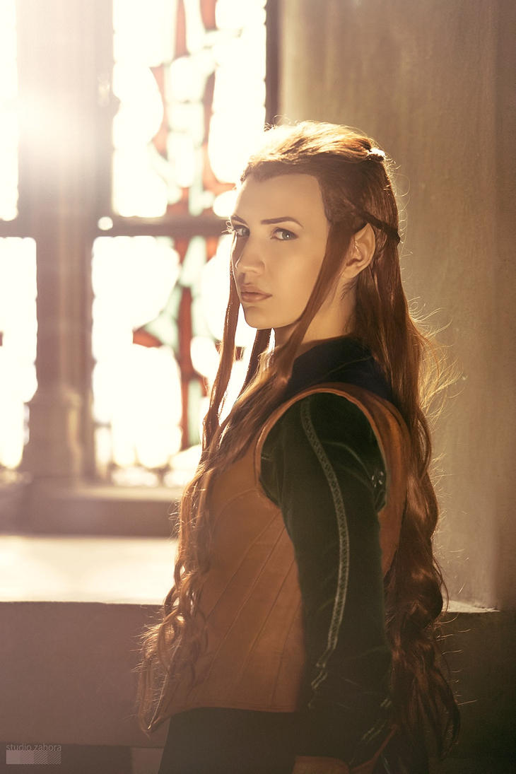 Tauriel by neko-tin
