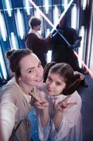Star Wars selfie by neko-tin