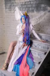 Princess Celestia by neko-tin