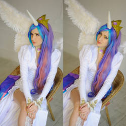 princess Celectia by neko-tin