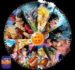 Dragon Ball: DOUJINSHI TRIBUTE - Fanmangas