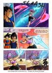 Dragon Ball Multiverse: 1219 Color