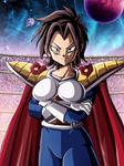Princess Vegeta - Dragon Ball Multiverse