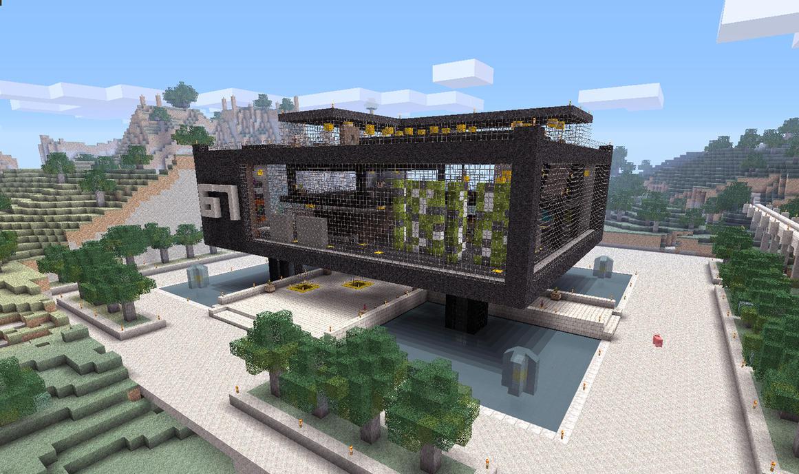 Minecraft Art Gallery by poste744