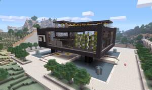 Minecraft Art Gallery