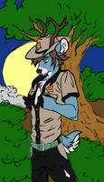 Endiu Chief Ranger ~ by John Cooper