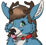 Endiu Icon ~ by StuffedTailsFursuits