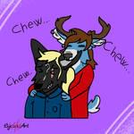 Chew Chew Endiu  John ~ by Lcas