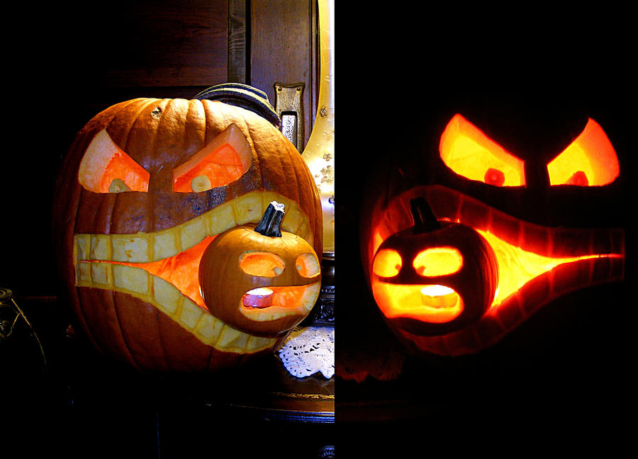 Impressive Pumpkin Carvings | Handcrafted Steam