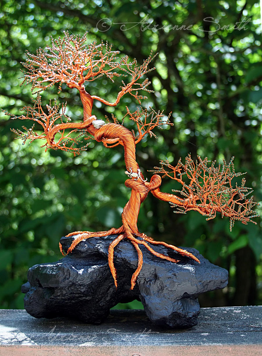 Copper Bonsai $150 by Roses-to-Ashes