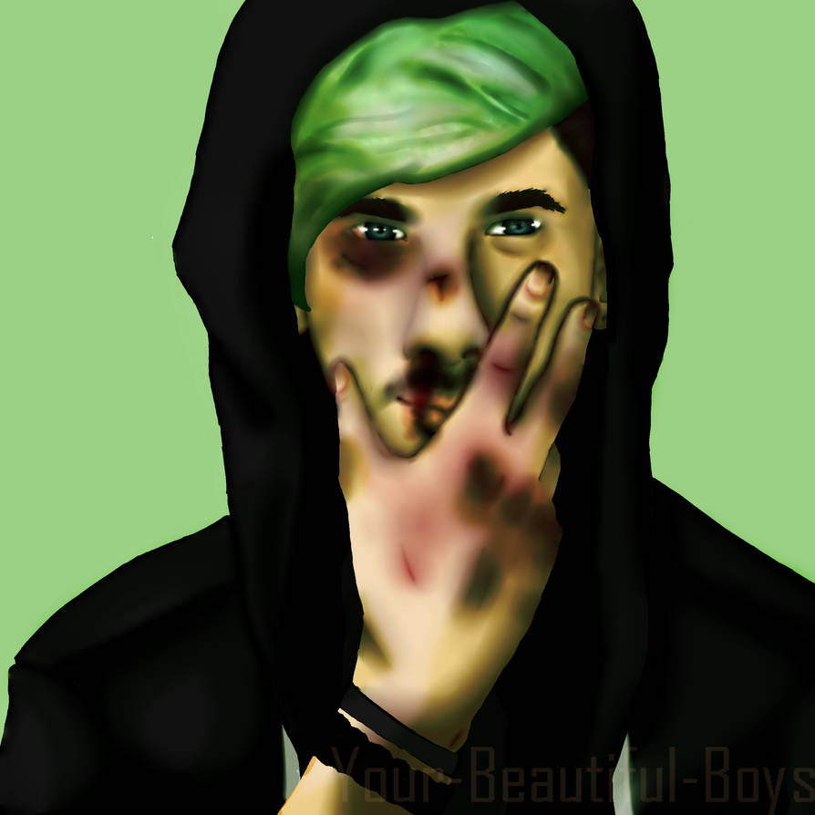 Jacksepticeye sean mcloughlin fight by your beautiful boys