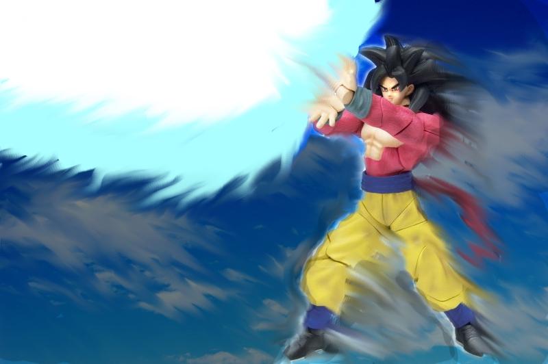 Goku Ssj Super Saiyan Kamehameha Legenadary Pictures
