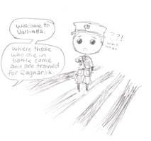 captain nicholls sketch by trazar