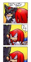 Shadow is a big emo