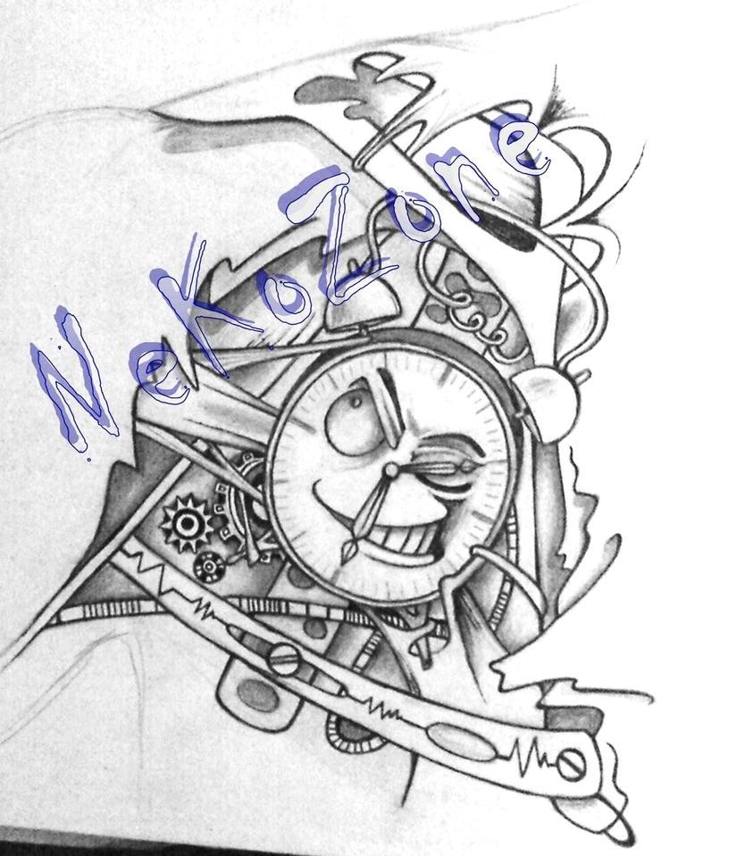 Tattoo Biomeca For Dioxy By Imaginarium O fees On DeviantArt